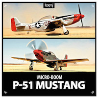 P-51 Mustang - Top notch samples from the single-engined American all-metal fighter plane