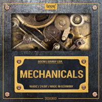 Mechanicals - Designed - Create fascinating and complex mechanical sound effects in just minutes