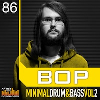 BOP - Minimal Drum & Bass Vol.2 - For producers making DnB, Glitch, Tech and Dubstep infused productions