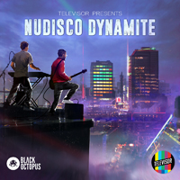 Televisor Nu Disco Dynamite - A large assortment of arps and leads, funky guitar riffs, and live played bass