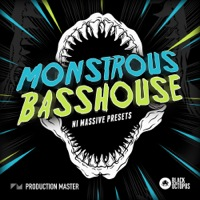 Monstrous Bass House Presets for Massive product image