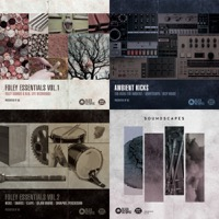 AK Producer Bundle - 4 sample packs produced by AK