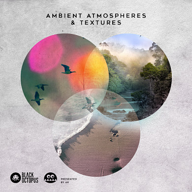 Ambient Atmospheres and Textures - Sound effects perfect for adding depth and worldly environments