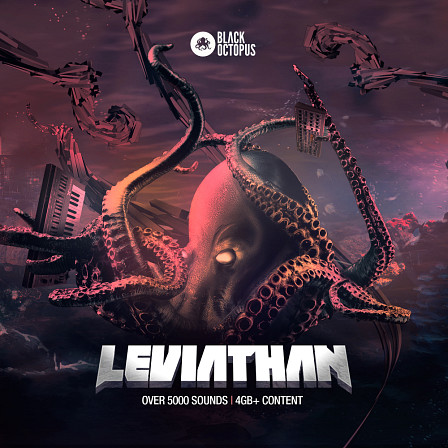 Leviathan - Everything you need to create a chart-topping track