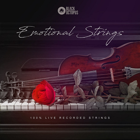 Emotional Strings - A hot new sample pack of exquisitely played live string recordings
