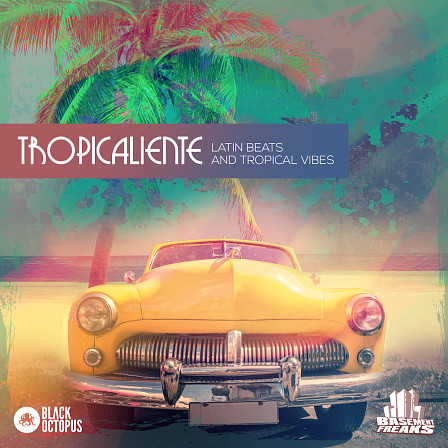 Tropicaliente - It's time for some straight funkin' spicy latin flare