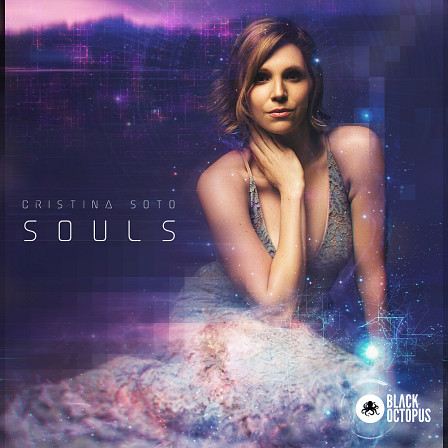 Cristina Soto - Souls - Six kits expertly crafted to accent the astounding vocals of Cristina Soto