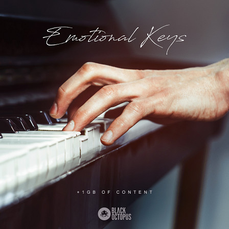 Emotional Keys - Pop, Future Pop, Future Bass and many other Pop-fueled keys