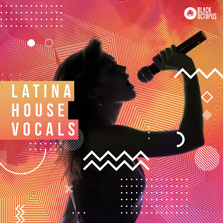 Latina House Vocals - Entire songs of Latin fused Vocals for your next production!