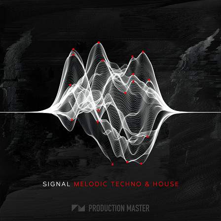 Signal – Melodic Techno & House - A powerful collection of the finest melodic techno and house loops and samples