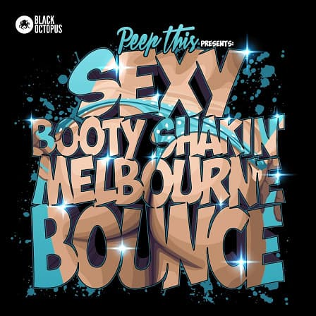 Peep This - Sexy Booty Shakin Melbourne Bounce product image