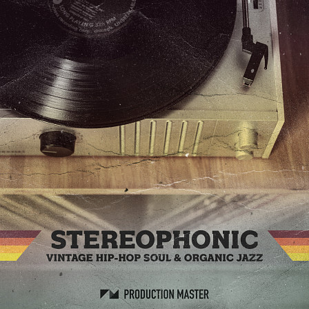 Stereophonic - Hip Hop Soul & Organic Jazz Sessions - Built for those who adore soulful melodies mixed with classic hip-hop beats