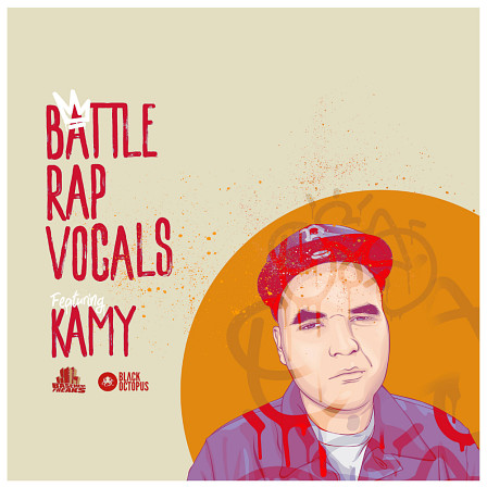 Battle Rap Vocals by Karmy & Basement Freaks - Vocals. Scratches. Beats!