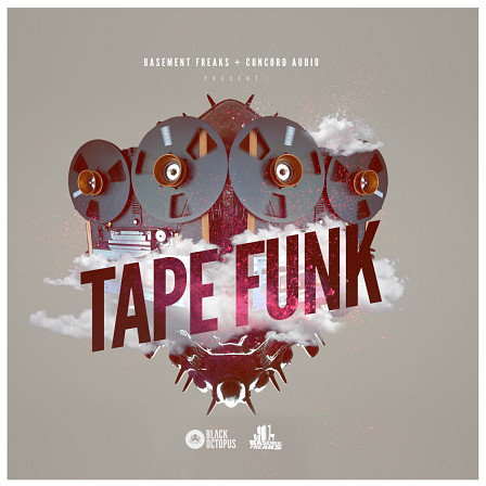 Tape Funk by Basement Freaks - A warm, analog and fuzzy funky flavored sample pack