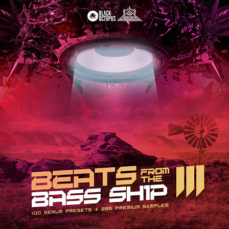 Beats From The Bass Ship 3 - Back once again with the ill bass and beats