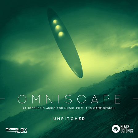 Omniscape - Unpitched - A monumental achievement in soundscapes and ambient audio