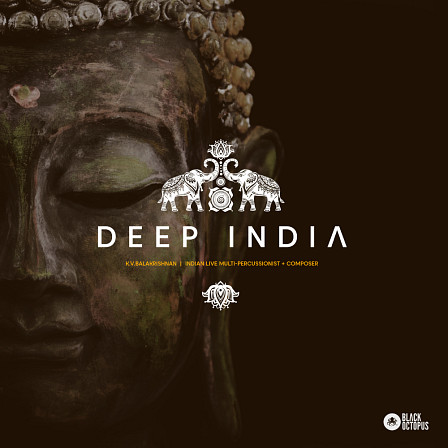 Deep India - Bring world class Indian percussion into your music with Deep India