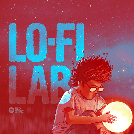 Lo-Fi Lab - The ultimate pack for chilled out Lo-Fi samples and loops!
