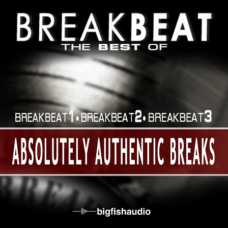 Best Of Breakbeat, The - Breakbeat is back again,with a vengeance
