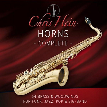 Chris Hein Horns Pro Complete - A great collection of brass and woodwind instruments