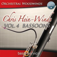 Chris Hein Winds Vol.4 Bassoons - Chris Hein Bassoon