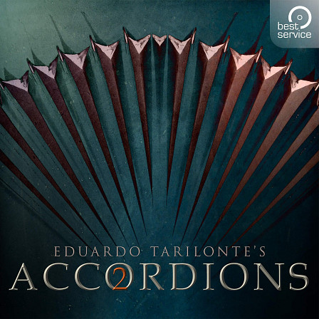 Accordions 2 - The biggest virtual accordion collection available! New from Eduardo Tarilonte!