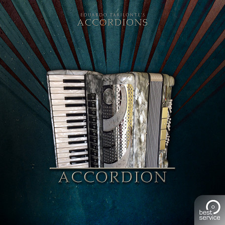 Accordions 2 - Single Accordion - A unique virtual accordion from Eduardo Tarilonte's Accordions 2