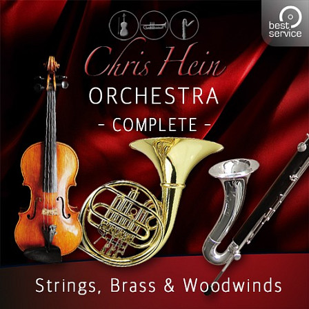 Chris Hein Orchestra Complete - The ultimate symphonic realism collection