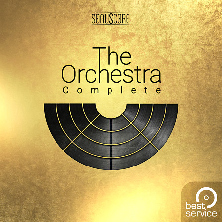 Orchestra Complete, The - 80-piece orchestra, 60 new string articulations & countless ensemble presets