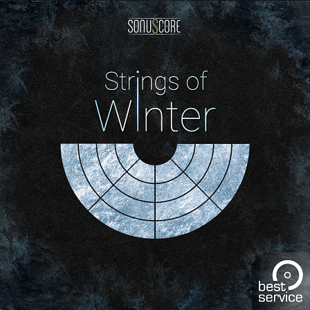 TO - Strings of Winter - Perfectly capturing the spirit of these rough, untamed and raw landscapes