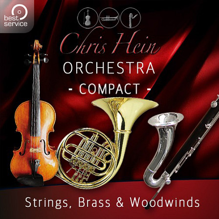 Chris Hein Orchestra Compact - The Essential Collection of Chris Hein's Orchestra Instruments