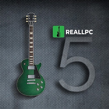 RealLPC 5 - Bringing the incomparable Les Paul Custom Guitar sound to your studio