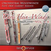 Chris Hein Winds Complete Bundle product image