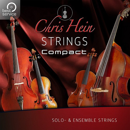 Chris Hein Strings Compact - Sophisticated string instruments with uncompromised sound quality