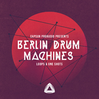 Berlin Drum Machines product image