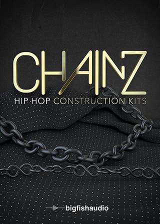 Chainz: Hip Hop Construction Kits - 50 construction kits of gritty underground Hip Hop