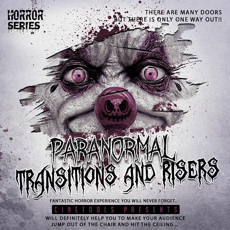 Paranormal Transitions & Risers - A continuation of the brand new HORROR Series from Cinetools