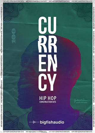Currency: Hip Hop Construction Kits - 50 construction kits ready to stack up a modern Hip Hop sound in your production