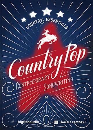 Country Essentials: Country Pop - 15 Construction Kits of Modern Country songwriting styles