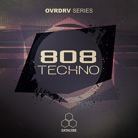 OVRDRV: 808 Techno - Explores the dark side of sound design with these insanely unique sounds