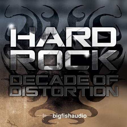 Hard Rock: Decade of Distortion product image