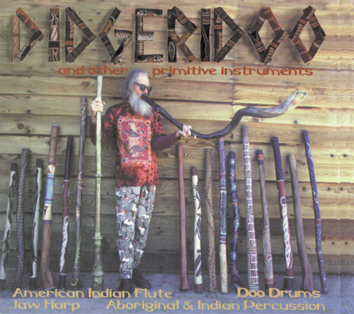 Didgeridoo & Other Primitive Instruments product image