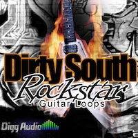 Dirty South RockStar Guitar Loops - Add some grit to your tracks