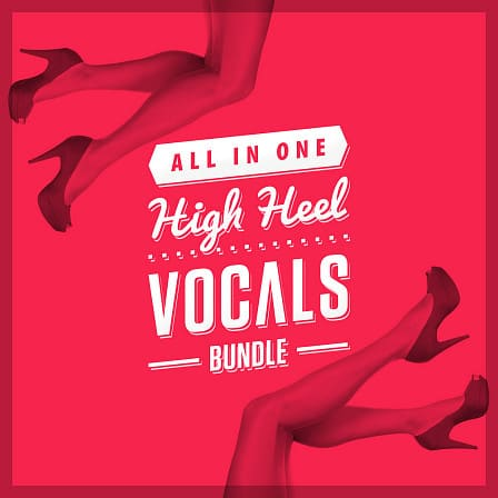 All in One - High Heel Vocals Bundle product image