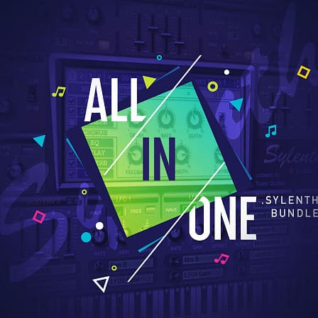 All In One Sylenth Bundle - Almost 1000 incredible Sylenth presets in one place!