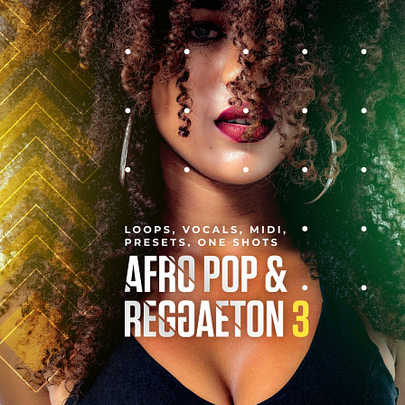 Afro Pop & Reggaeton 3 - Over 1GB of smooth, melodic, great sounding material