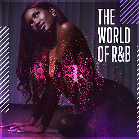 World of R&B, The - Fresh, melodic, radio ready and inspiring