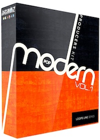 Modern Pop Producers Kit Vol. 1 product image