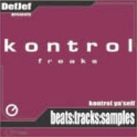 Def Jef Kontrol Freaks - Kontrol Ya'self - Breakbeats, hip hop tracks, drum sounds, loops, bass, stabs, synths and more