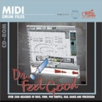Dr. Feelgood - MIDI file drumloops